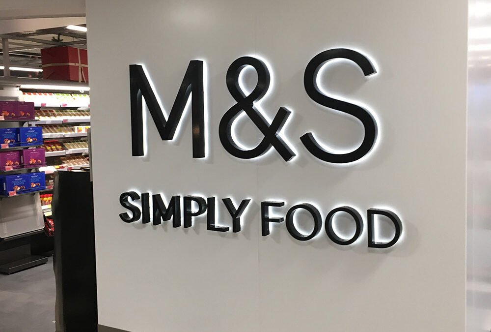 M&S Coventry Station